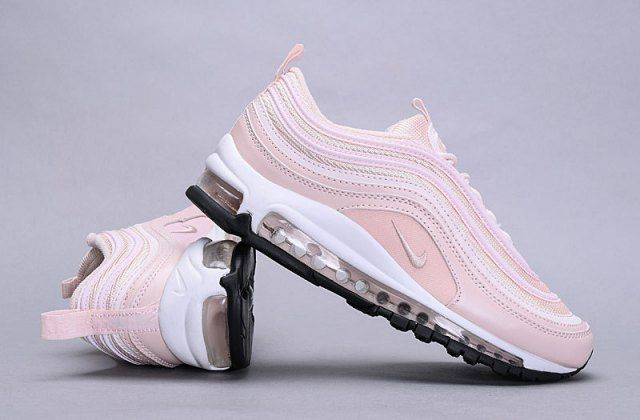 8a0ade65 Womens Winter Sneakers Nike Air Max 97 OG QS Cherry pink white ...