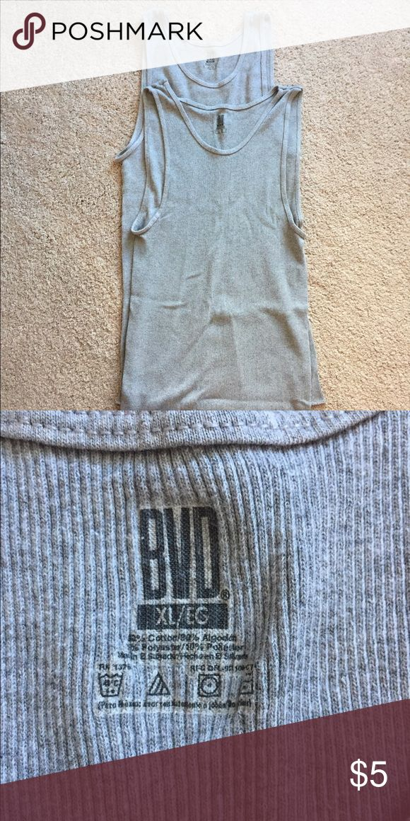 Men's undershirts Great condition but doesn't fit anymore.  Hardly  worn. BVD Underwear & Socks Undershirts