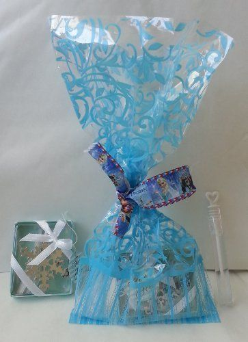 Exquisite Disney FROZEN Pre-Filled PARTY BAGS (x6) Suitable for children & adults Frozen Party Supplies Frozen Party BAG FILLERS by Gifts At Dawn, http://www.amazon.co.uk/dp/B00KE8I0JG/ref=cm_sw_r_pi_dp_Ta2Ftb1R43VK9