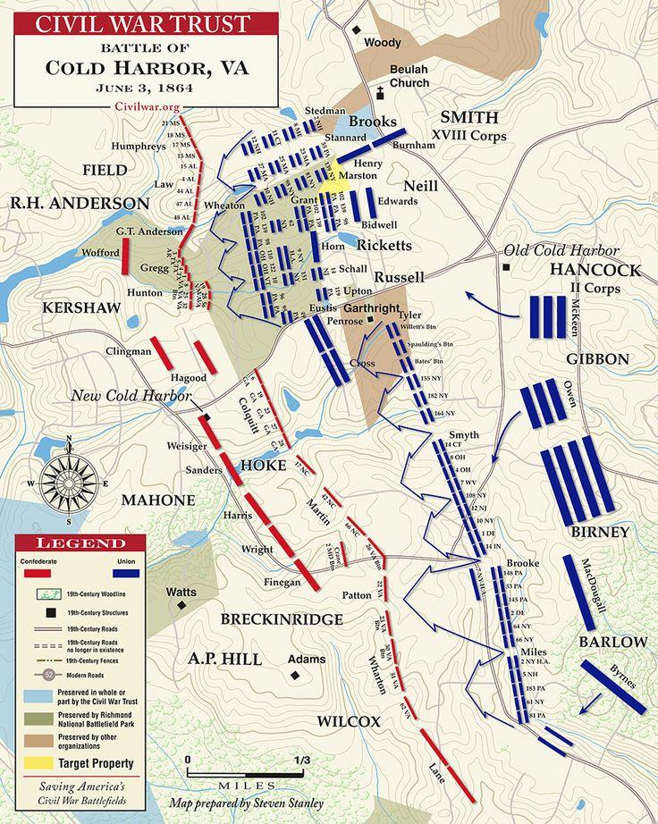 Cold Harbor - June 3, 1864