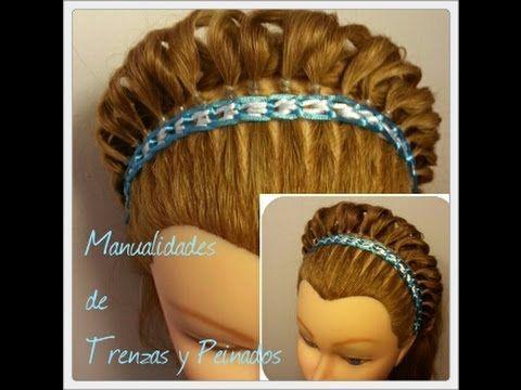 Encintado para Peinados - Weave for a Hairstyle