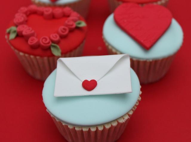 Valentine Cupcake Ideas U0026 Inspirations