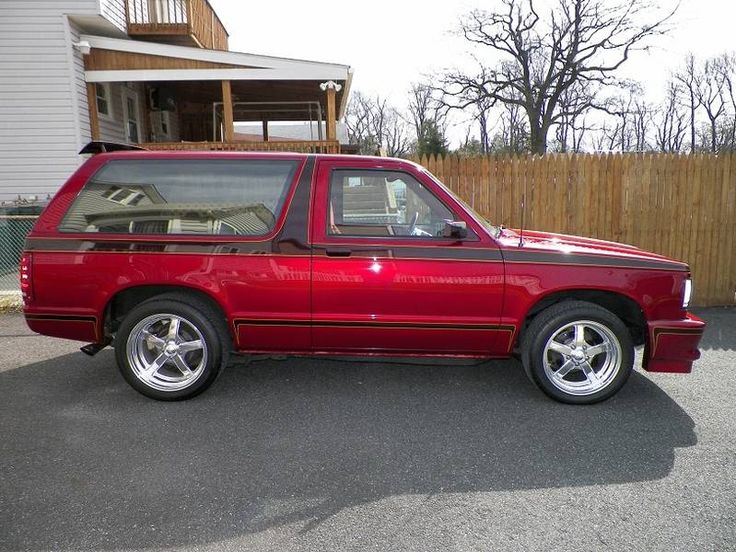 1983 Chevy S10 Blazer ( Custom V8 ) - $8,500 - Classic Cars - Cars & Vehicles - AmerJa Baltimore Classifieds - Local classifieds for Baltimore - Maryland