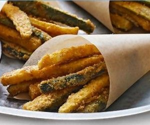 Oven Baked Zucchini Fries Easy Low Calorie Recipes