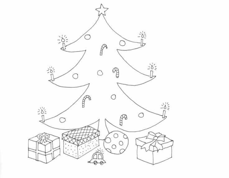49 best MUNKÁIM images on Pinterest Doodle, Doodles and Ashley olsen - new christmas tree xmas coloring pages