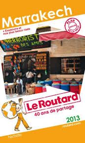 L'Herboriste Des Amis en couverture du Guide du Routard de l'édition 2013