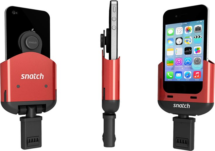 Magnetic car phone holder charger 2