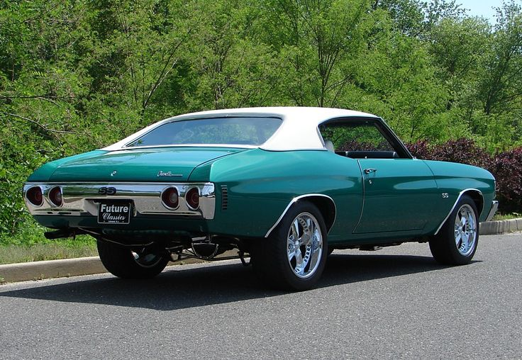 1972 Chevelle SS