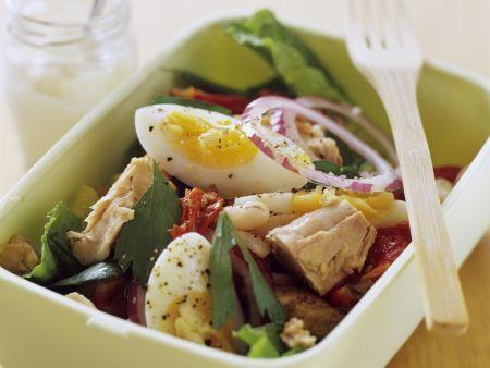 Nizza-Salat zum Mitnehmen