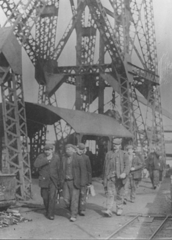 Chanters Colliery, Atherton, 1907