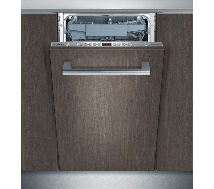 SIEMENS iQ500 SR66T090GB Slimline Integrated Dishwasher