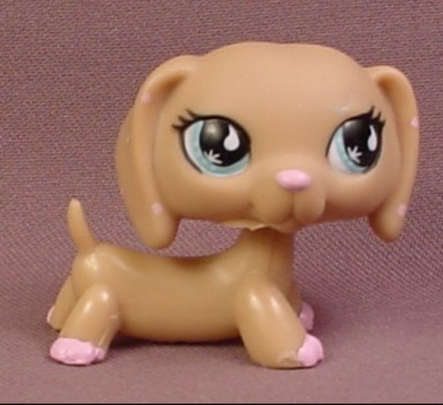 Lps dachshund #909 SO CUTE!!!!!