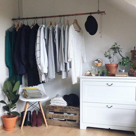 Kleiderstange ? – Wohnung Inspirationen