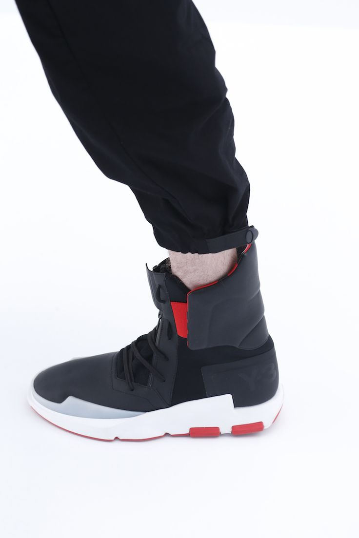 adidas Y-3 Unveils 2017 Spring/Summer Footwear Collection  http://SneakersCartel