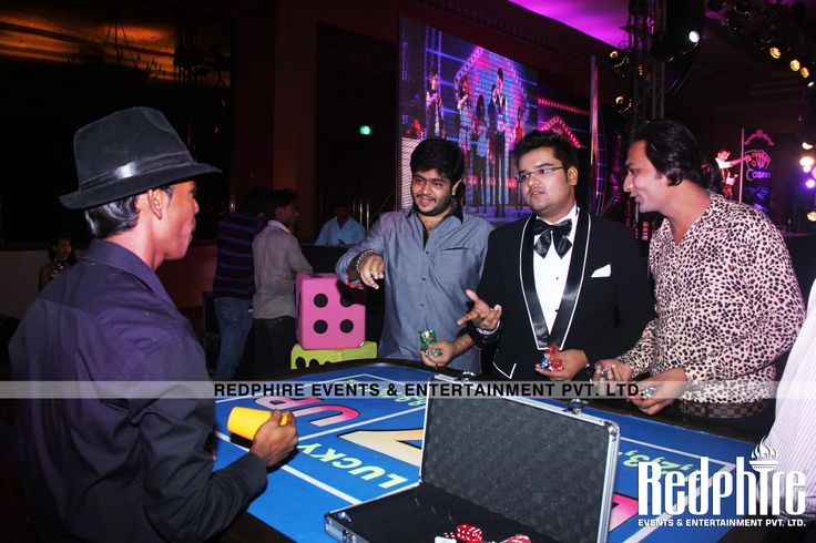 7UP 7Down at Redphire Grand Casino Fun Nite