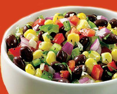 Black bean Salsa with Corn and Tomatoes - http://thegardeningcook.com/black-bean-salsa/