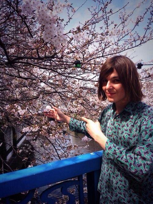 Rhys Webb in Japan