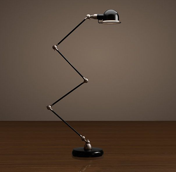234 best images about mcm mod lighting on pinterest for Atelier task floor lamp bronze