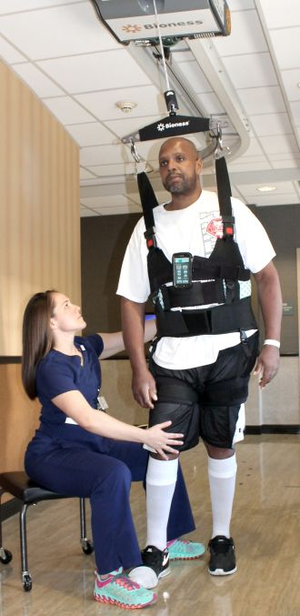 Bioness Vector Gait & Safety System Revitalizes Therapy  The Bioness Vector Gait and Safety System was featured in an ADVANCE healthcare network article. Check it out!
