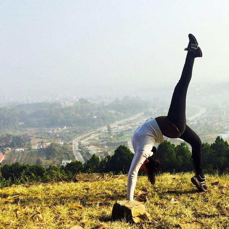 #yoga #goals#chakraaasan #mind #body #soul