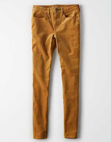 7a9ce2888311b9 High-Waisted Corduroy Jegging - Buy One Get One 50% Off | me ...