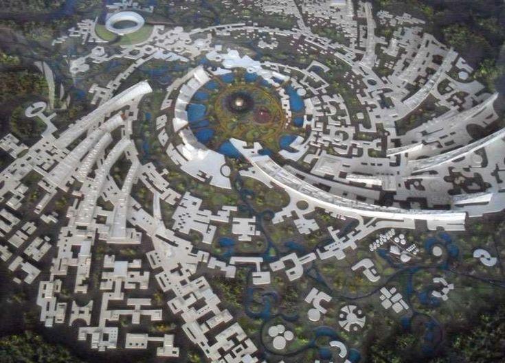Auroville: Η μοναδική πόλη – πρότυπο χωρίς πολιτική, θρησκεία και χρήματα via @enalaktikidrasi