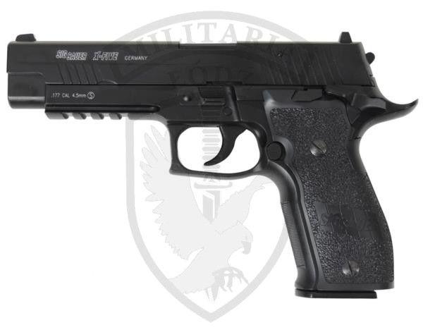 Wiatrówka Sig P226 X-Five BB 4,5 mm Cyber Gun Militaria Łódź.pl