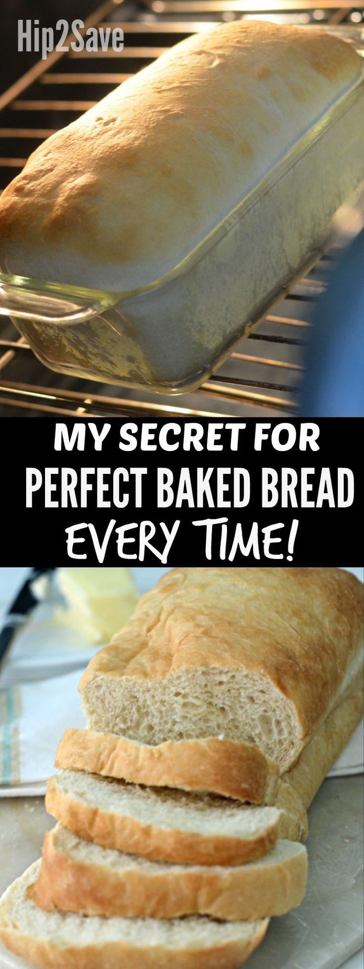 FRESH Baked Bread at Home for Around $1 Per Loaf? It's True…