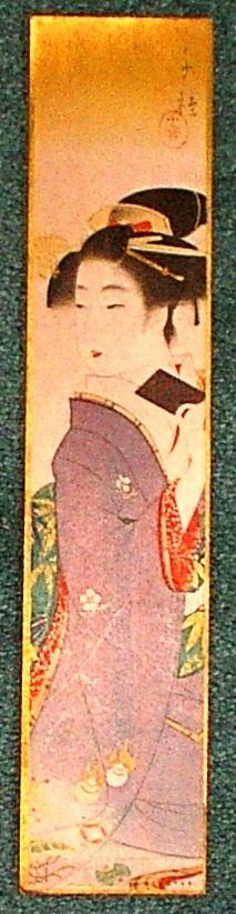 KAKEMONO, TANZAKU, SHIKISHI