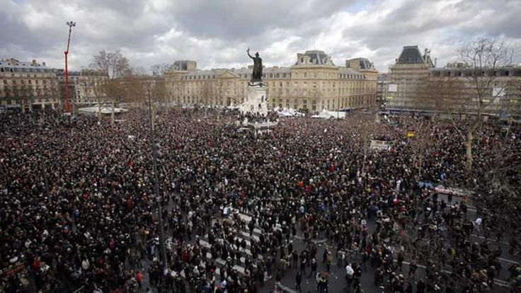 Did you hear about this MASSIVE rally in France? You probably didn't because it's exactly what the mainstream media doesn't want you to see. A far-right rally has been held in Paris with hundreds of young people taking to the streets to join the demonstration organized by the French anti-immigration Generation Identitaire movement to protest …