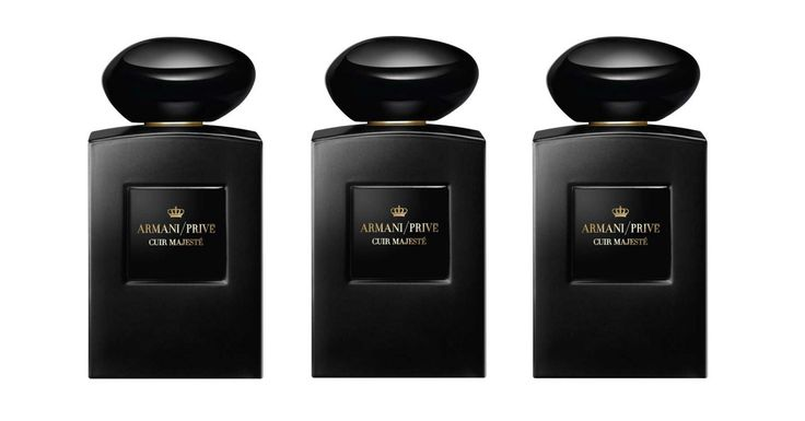 The new exclusive fragrance from the Armani Privé collection In July, 2016,Armani launches Cuir Majesté, the new fragrance from the luxurious Privé collection, exclusively at Harrods. The collection is distinguished by rare and precious ingredients and a luxurious bottle of simple lines. The new Armani Privé Cuir Majesté, announced as a modern and sensual fragrance, is dedicated to London an