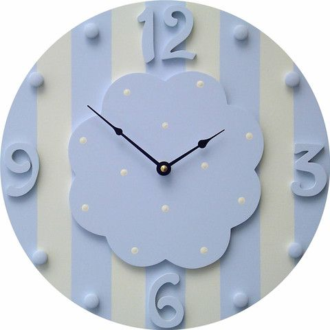 Cloud Wall Clock | Jack and Jill Boutique