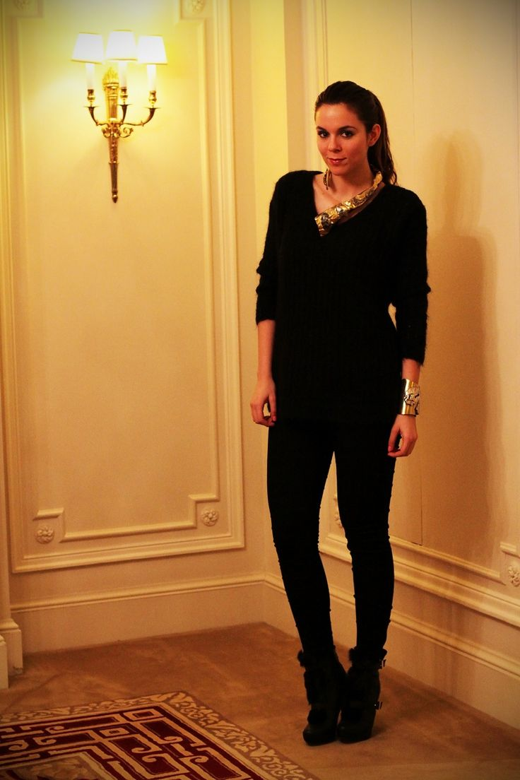 #fashion #fashionista Irene Irene's Closet - Fashion blogger outfit e streetstyle: Una cena sul ghiaccio sotto le stelle di Parigi con Dior