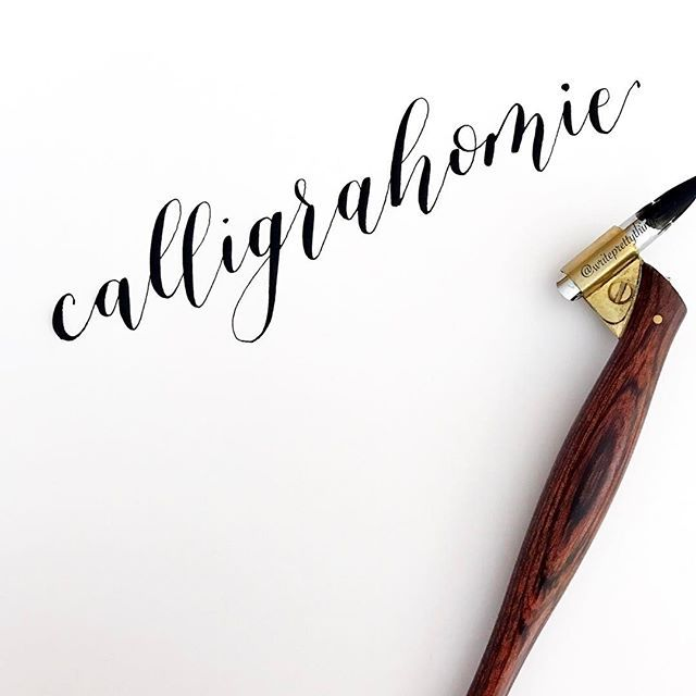 Best write pretty things calligraphy images on