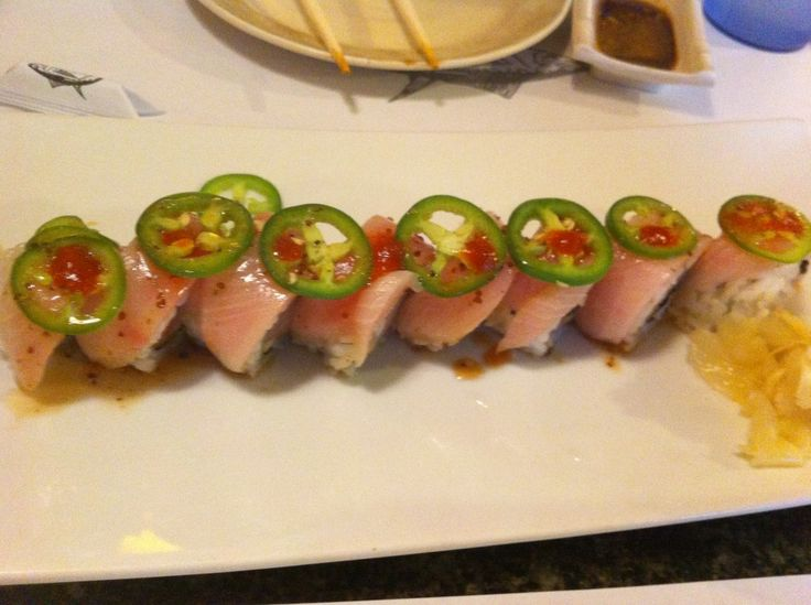 17 best images about sushi on pinterest sushi sushi for Yellowtail fish sushi