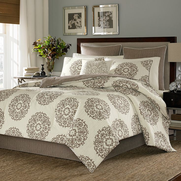 Stone Cottage Medallion Cotton Sa Duvet Cover Set And European Sham Seperates Ping Great Deals On Covers
