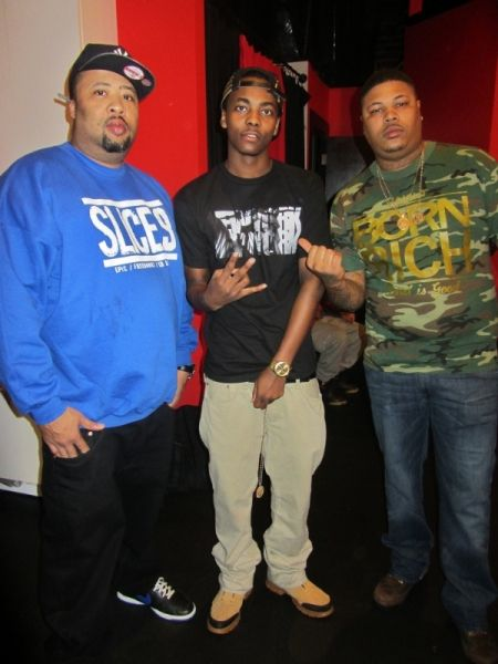Future's Freebandz artist Slice 9 hosts Atlanta listening event