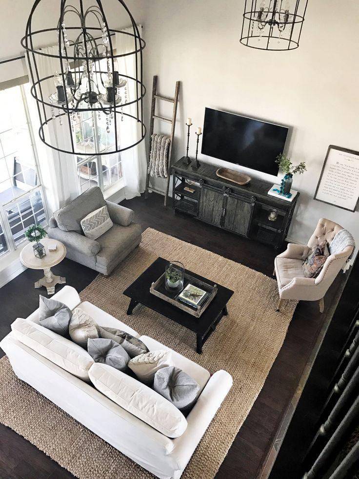 Sandi S Entryway Makeover Farm House Living Room Dream Living