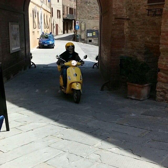 Ghost Rider dei poveri #AlTrasimeno @tristemietitore