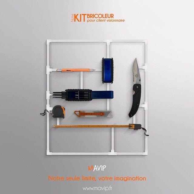 Notre kit Bricoleur, pour client visionnaire !