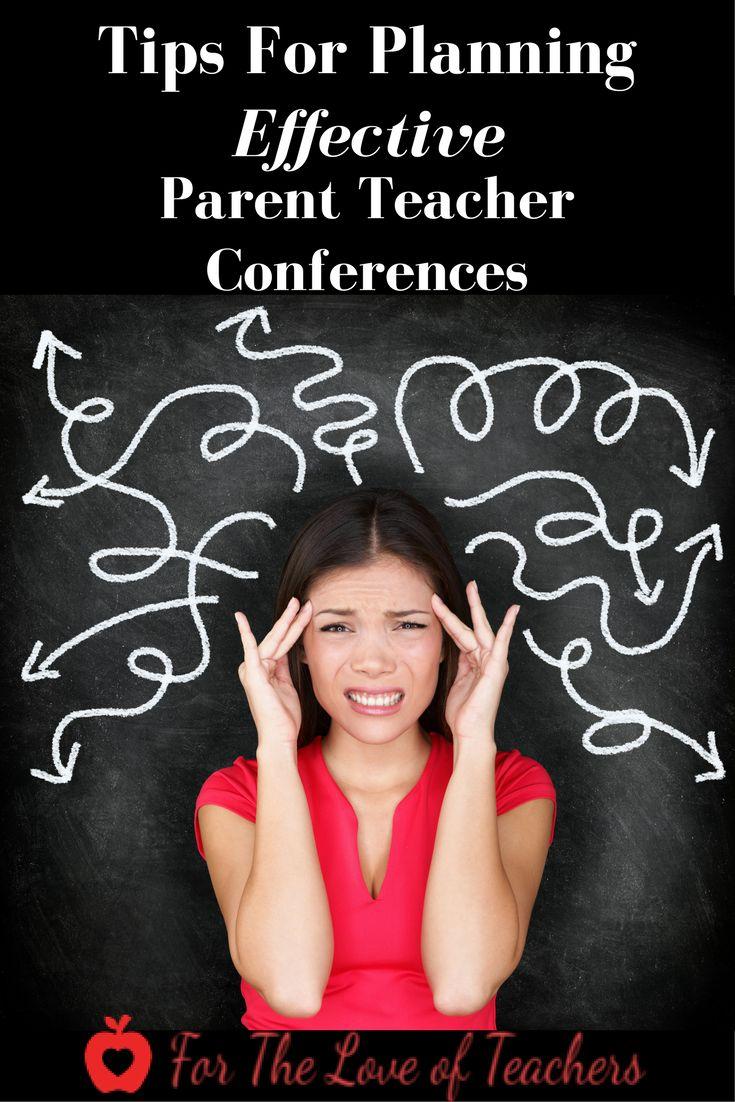 17 best ideas about parent teacher conferences on
