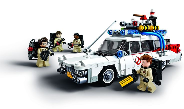 #Lego #Ghostbusters
