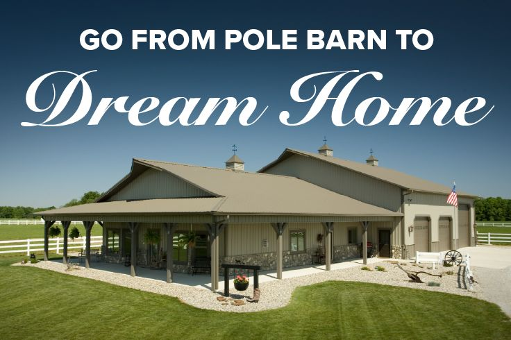 Download your free Rural Lifestyle Plan ebook now. It's packed full of great designs and floor plans that will give you great ideas and help you discover the many advantages of pole barn homes. From durability to floor plan flexibility, see why lots of homeowners choose FBi Buildings, a top builder since 1958.