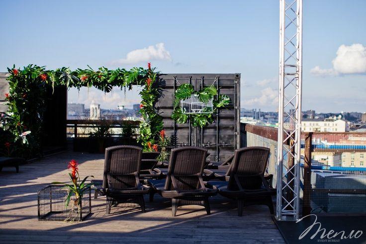Андрей и Алиса  |  Сногсшибательная вечеринка на крыше
