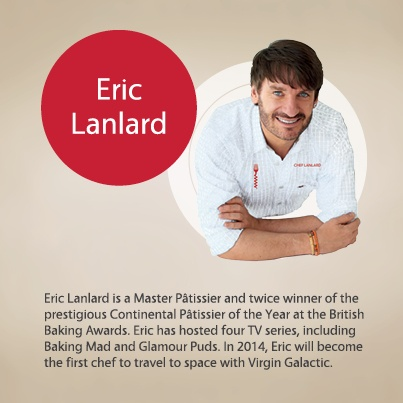 Eric Lanlard live at The Good Food & Wine Show