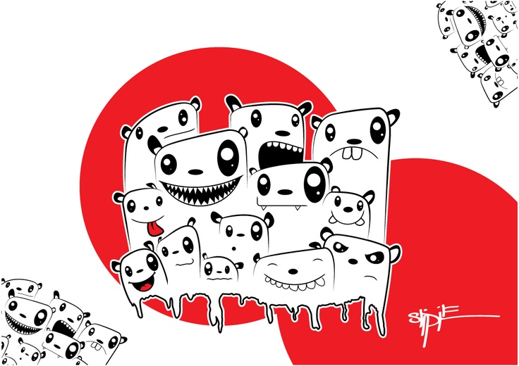 Lil monsters or something like this :D