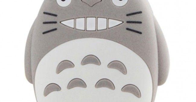 [TOPITRUC] Un chargeur de batterie Totoro