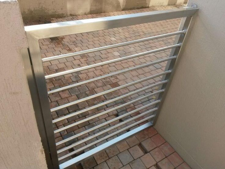 Stainless Steel Premier type balustrade SANS approved installation at Elawini, Mpumalanga. Security in style