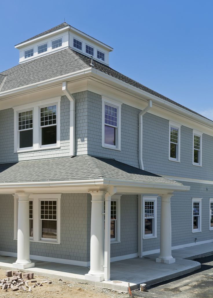 Exterior Home Siding Design: 183 Best Images About Shingled! On Pinterest