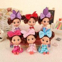 Tall Doll for Mini ddung ddgirl Dolls Fashion Popular Dolls Girl Dolls Toys 12cm SS Good Luck,I hope